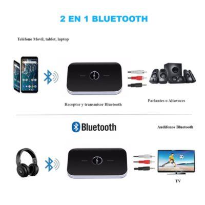 Receptor Bluetooth Auxiliar 2 en 1 B6