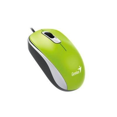 Mouse Óptico DX-110 Verde