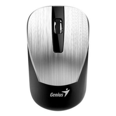 Mouse Inalámbrico NX-7015 Plateado