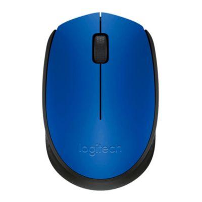 Mouse Inalámbrico M170 Azul