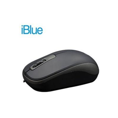 Mouse Óptico USB XMK-180 Negro