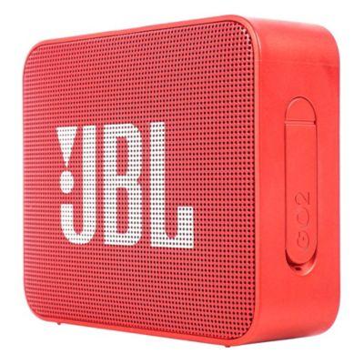Parlante Bluetooth GO2 Rojo