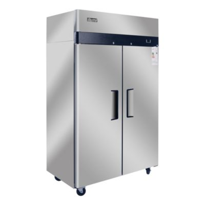 Congeladora Vertical 1000L Acero Inoxidable