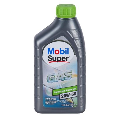 Lubricante Súper Gas 20W-50 946ml