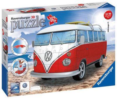 Rompecabezas 3D 162 piezas Volkswagen