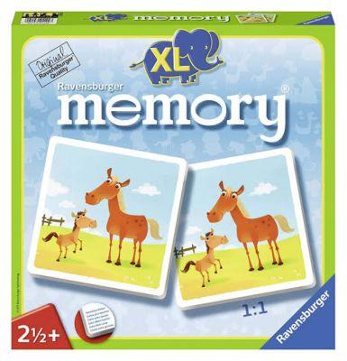 Juego Memoria XL