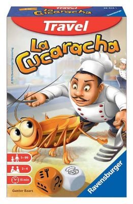 Juego La Cucaracha Travel Size