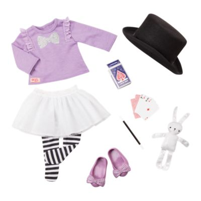 Outfit deluxe de Magia
