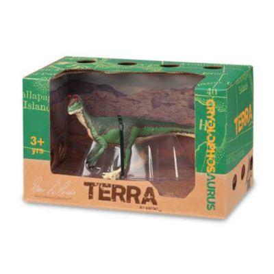 Dinosaurio Cryolophosaurus