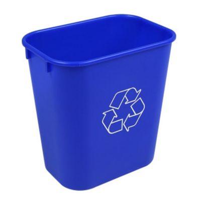 Cubo 15 L Azul