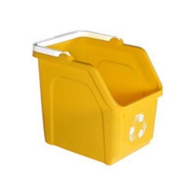 Multireciclador 23 L Amarillo