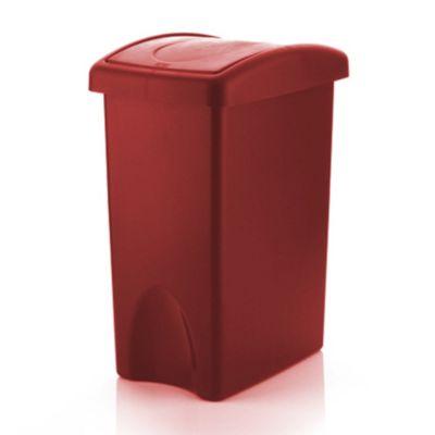 Papelera 35 L Rojo