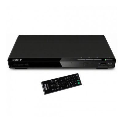 Reproductor de DVD con conectividad USB  DVP-SR370
