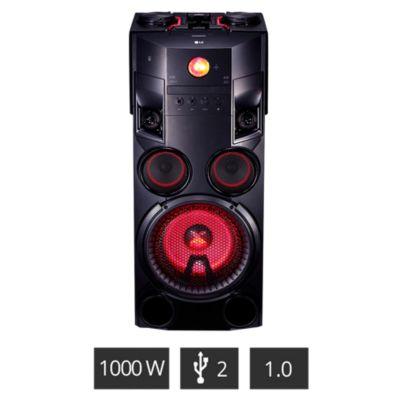 Minicomponente OM7560 1000W