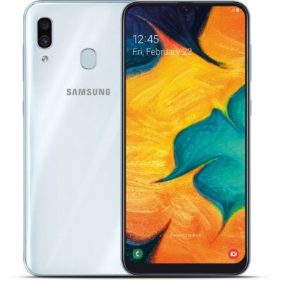 Galaxy A30 32GB 3GB RAM Blanco