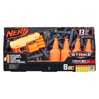 Lanzador Nerf + 8 Proyectiles Espuma