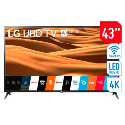 Televisor Smart LED 4K Ultra HD 43'' 43UM7100
