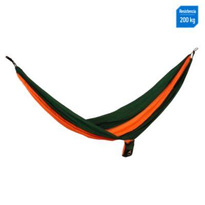 Hamaca 19_C032 Verde / Naranja