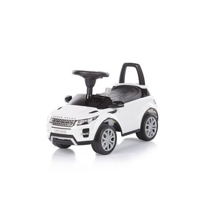 Buggy Correpasillo Land Rover Blanco