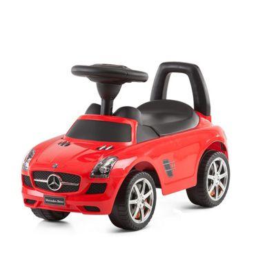 Buggy Correpasillo Mercedes Benz AMG SLS  Rojo