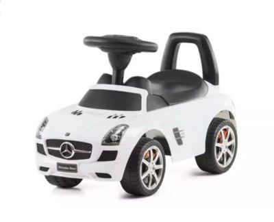 Buggy Correpasillo Mercedes Benz AMG SLS  Blanco
