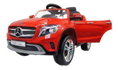 Auto a Batería Mercedes Benz GLA-CLASS  Rojo
