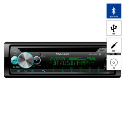 Autoradio Bluetooth/CD/USB/AUX DEH-X5000BT