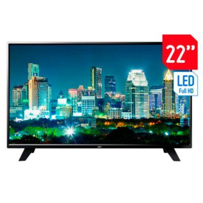 "Televisor LED FHD 22"" 22M3085"