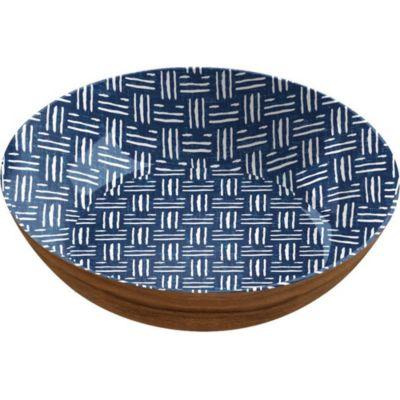 Bowl Melamina Azul 30.4cm