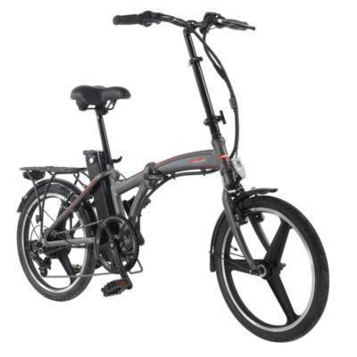 Bicicleta Eléctrica Plegable Smart 05