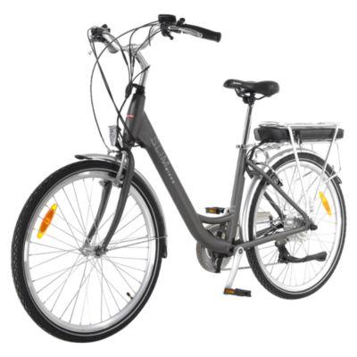 Bicicleta Eléctrica Slim12 4S Gris
