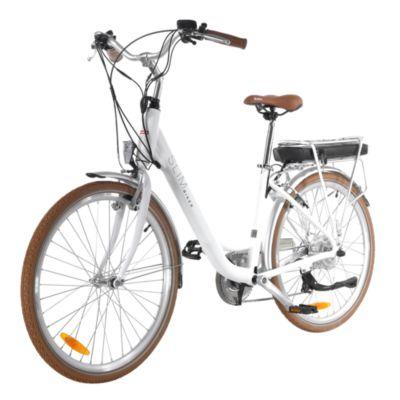 Bicicleta Eléctrica Slim12 4S Blanco