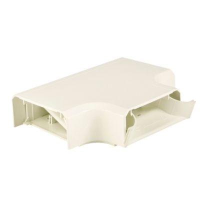 Accesorio Derivación en T 100 x 45 mm ABS-PC Blanco