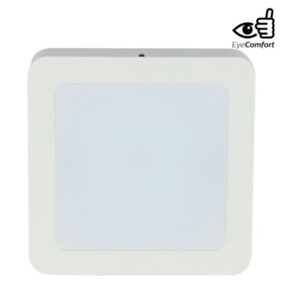 Downlight Adosable Cuadrado 11W Luz Fría