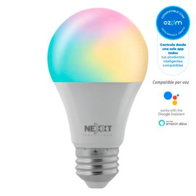 Foco Smart Wifi Multicolor