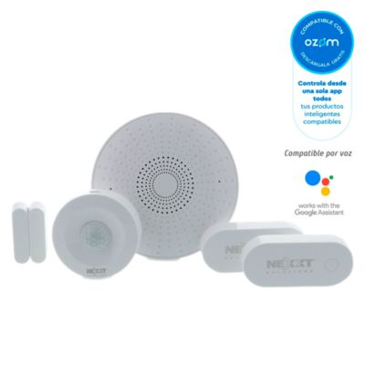 Kit de Alarma Smart Wifi Blanco