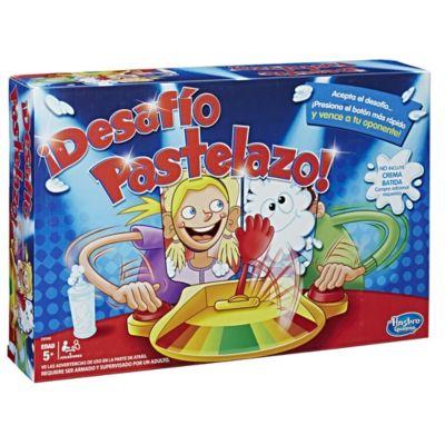 Juegos Hasbro Desafío Pastelazo