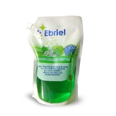 Jabón líquido frutal 1 L