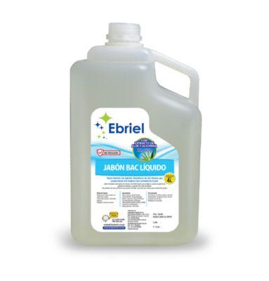 Jabón Antibacterial Liquido 4L
