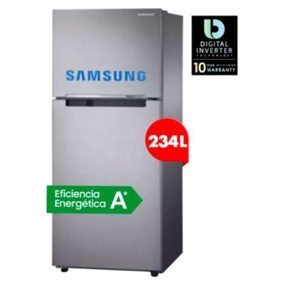 Refrigeradora 235 L RT22FARADSP No Frost Silver