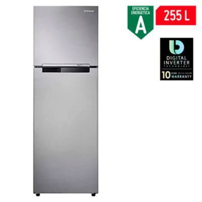 Refrigeradora 255 L RT25FARADSP Silver