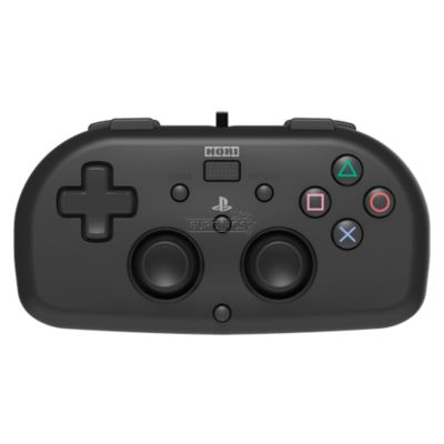 Wired Mini Game Pad PS4 Negro