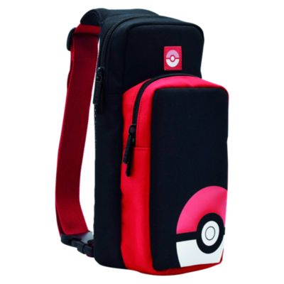 Bolso Trainer Pack Pokebola
