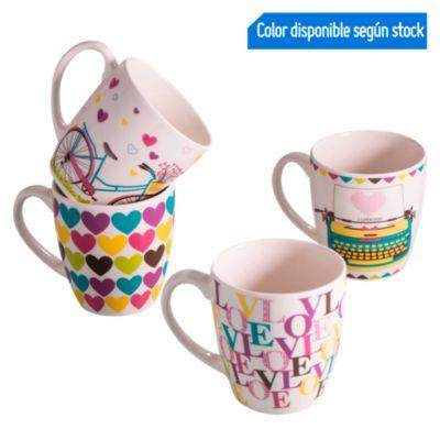 Mug Amor 340ml