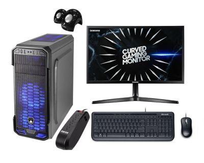 PC Core i7 24'' 16GB 480GB1TB V4GB