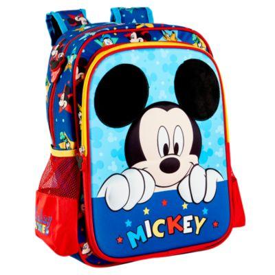 Mochila Peluche Mickey