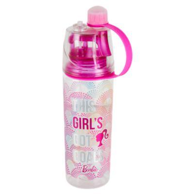 Botella Tritan Barbie 600ml Rosado
