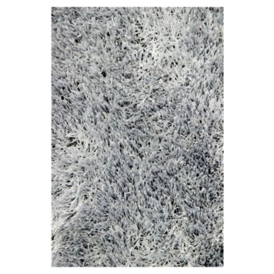 Alfombra Soft Collection Gris Plata 120x170cm