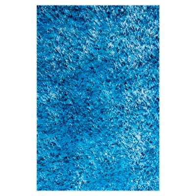 Alfombra Soft Collection Turquesa 110x60cm