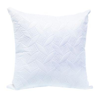 Cojín Decorativo Repujado Blanco